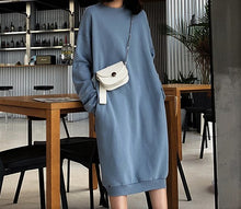 LIVE IN SWEATSHIRT DRESS
