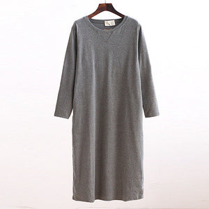 BASIC TSHIRT DRESS