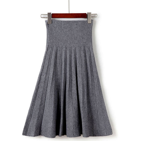 Amazing MM Pleated Skirt