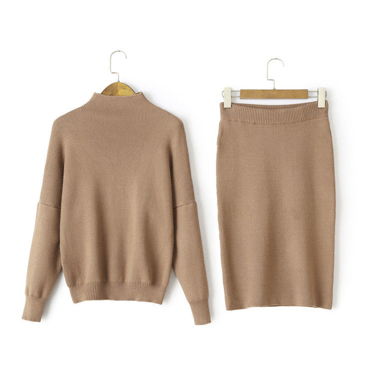 BEST BASIC SWEATER SET