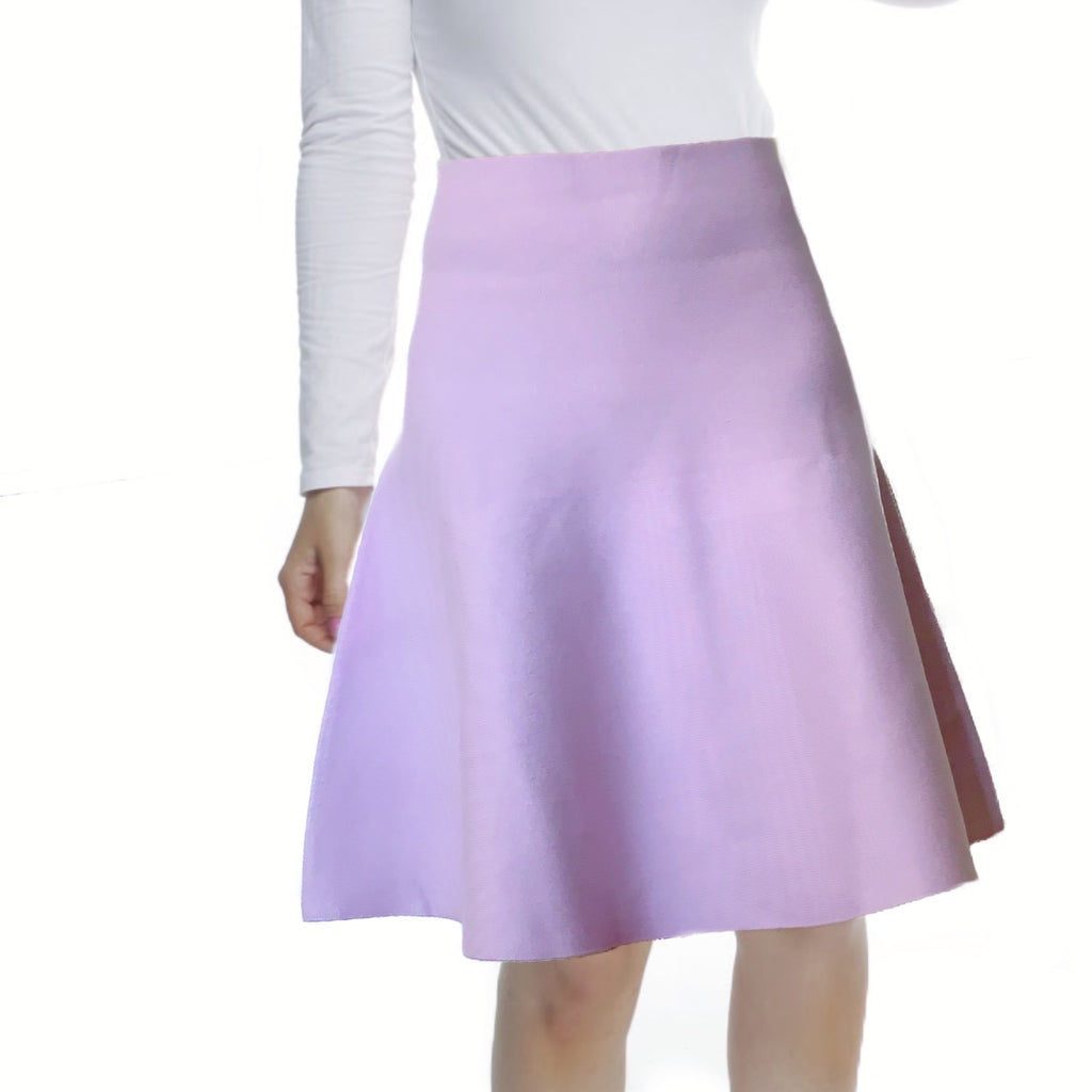 AMAZING MM SKIRT - YEAR ROUND LILAC