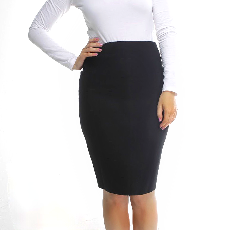 MM YR RND PENCIL SKIRT - 23in