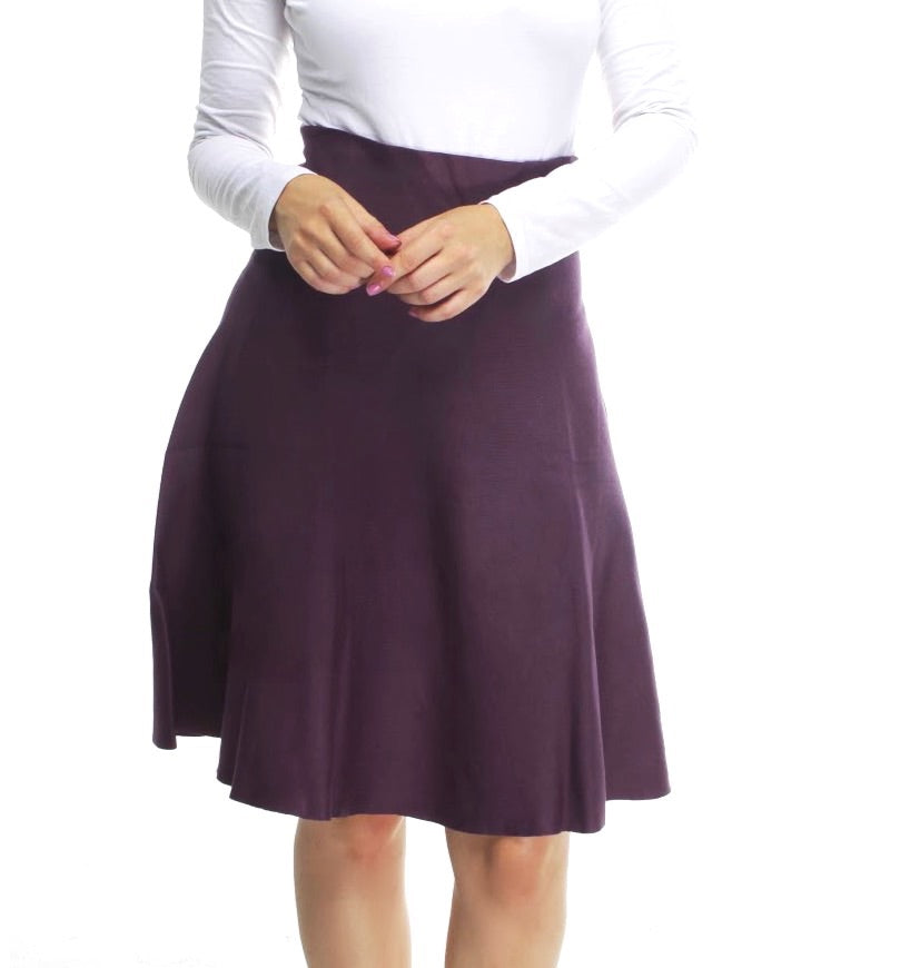 Amazing MM Skirt - Year Round Antique Purple