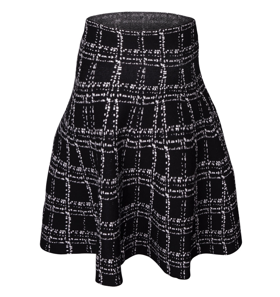Amazing MM Skirt - Year Round BLACK TWEED
