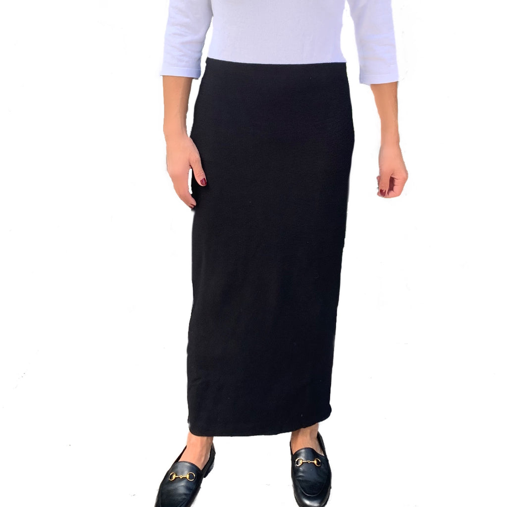 MM STRAIGHT MIDI - BLACK 33""