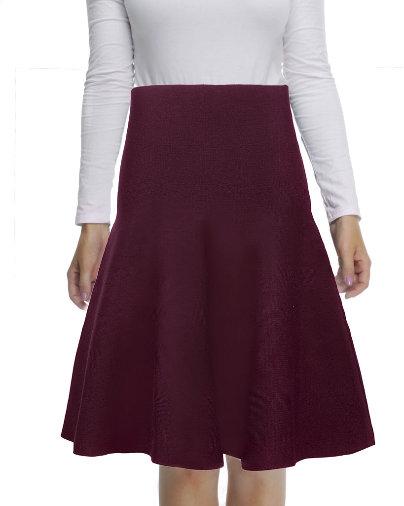 Amazing MM Skirt - Year Round MERLOT