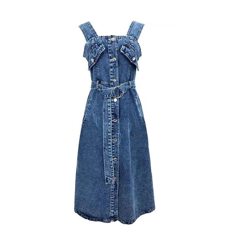 DENIM OVERALLS 2nd EDITION - Mia Mod