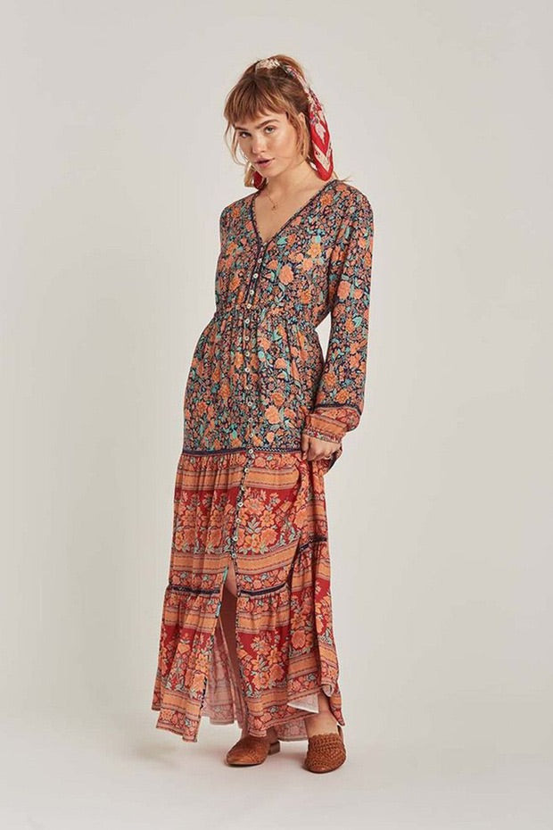 COLORFUL BOHEME MAXI