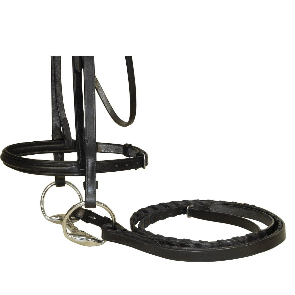 Padded Raised English Bridle