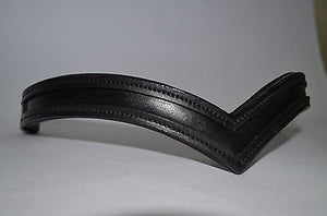 Qty. 250 SIE - Custom Made Empty Channel Leather Browbands  SUPERSALE OFFER