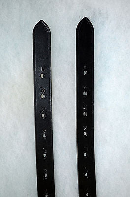 Qty. 3 new stirrup leathers - all sizes and colors in stock