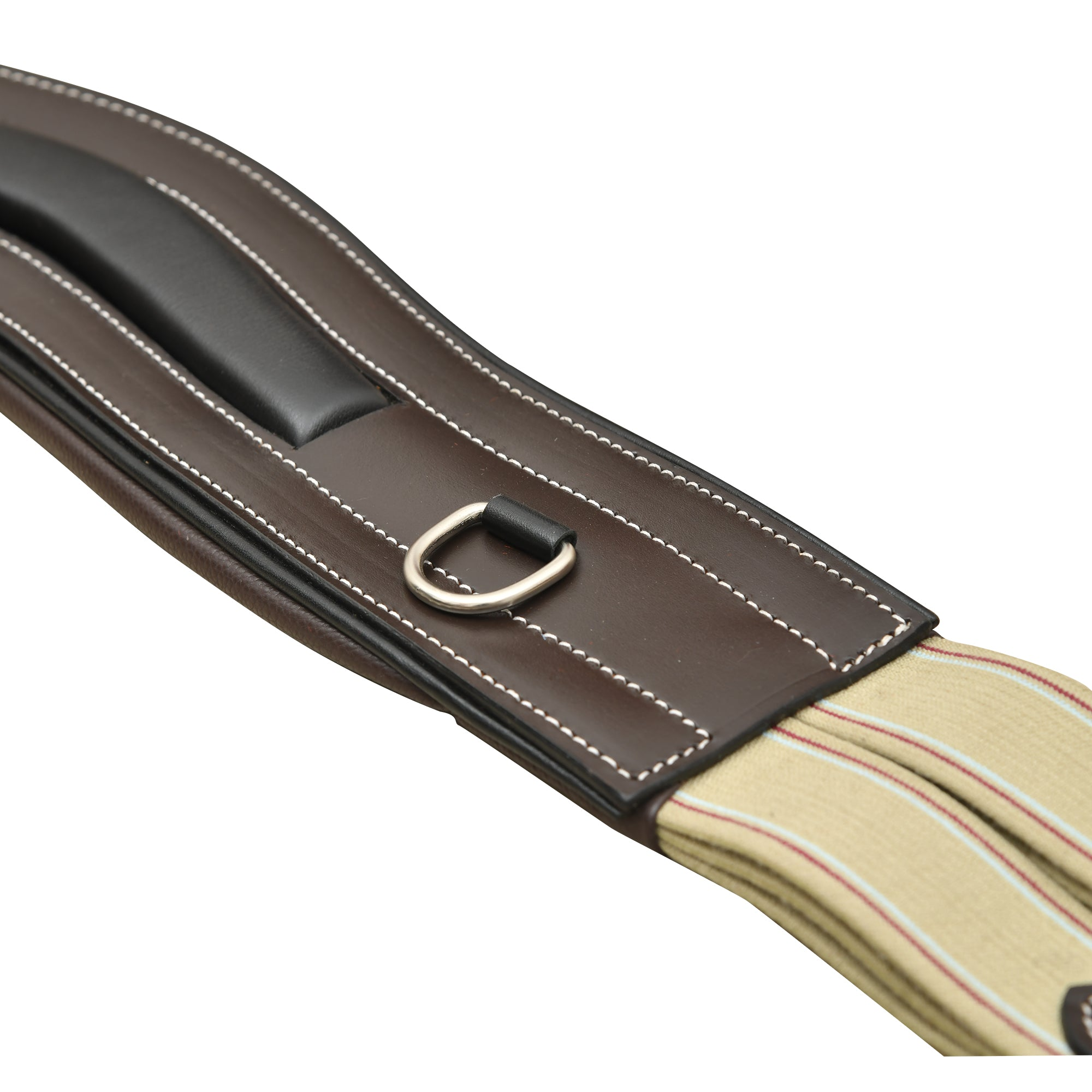 SIE Anatomic Window Leather Girths