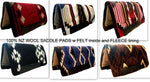 Western Saddle Pads and Blankets