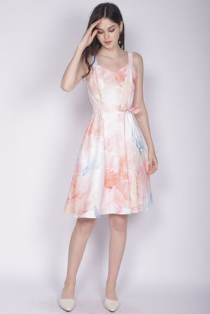*Restocked* Caihong Flare Dress