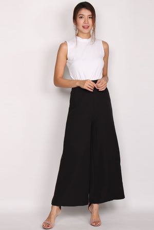 Giulia Culottes In Black