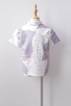 *Kids* Jodie Abstract Dots Shirt In Lilac
