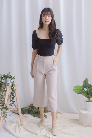 Zelda Culottes In Wheat