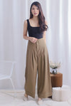 Madison Culottes In Sepia