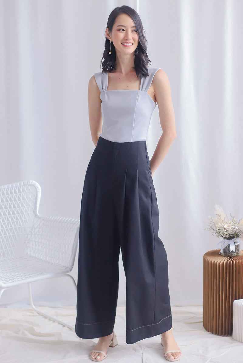 Madison Culottes In Black