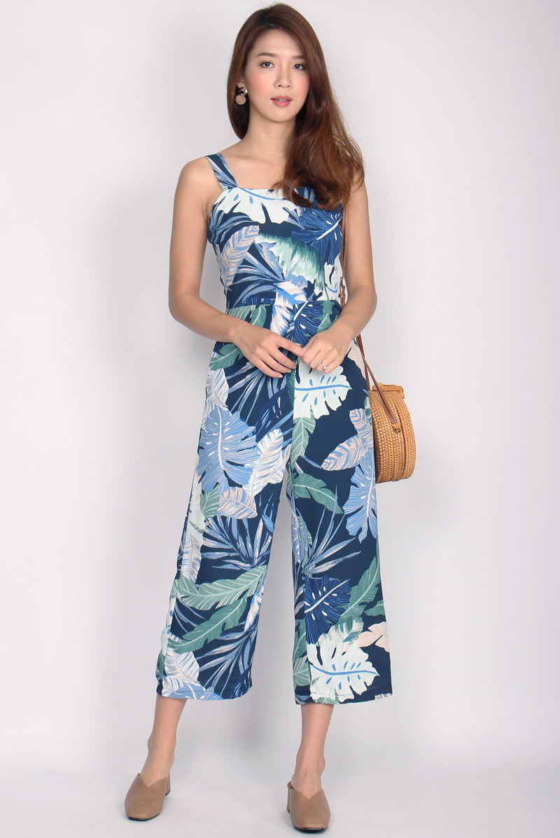 *Restock* Nirvana Tropical Jumpsuit