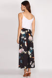 Orelyz Flare Pants In Black