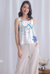 TDC Makali 2 Way Abstract Top