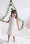 *Kids* TDC Errin Cheongsam Dress In White
