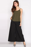 TDC Parris Cami Top In Olive