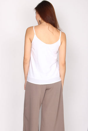 TDC Parris Cami Top In White