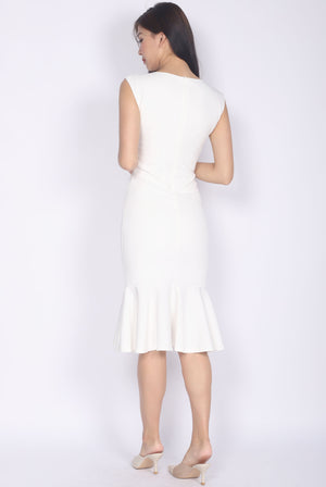 Tillie Memard Dress In White