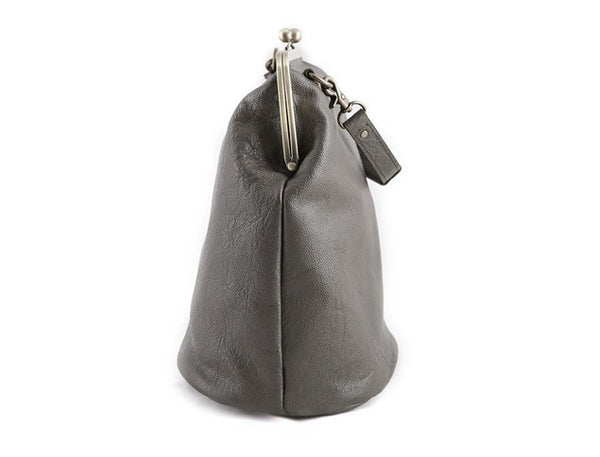 Square Sac with Sling Grey