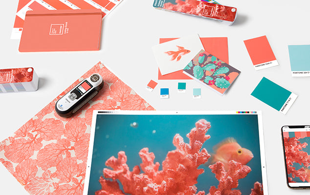 ANNOUNCING THE PANTONE COLOR OF THE YEAR 2019 PANTONE 16-1546 Living Coral