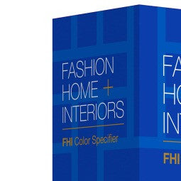 FASHION + HOME + INTERIORS - COLOR SPECIFIER on paper FBP200