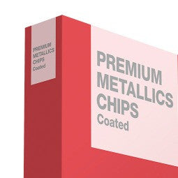 GRAPHICS + PRINT + MEDIA - PREMIUM METALLICS CHIPS Coated GB1505