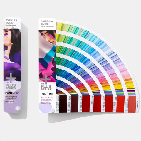 GRAPHICS + PRINT + MEDIA - FORMULA GUIDE  Solid Colors Coated & Uncoated PAN GP1601N
