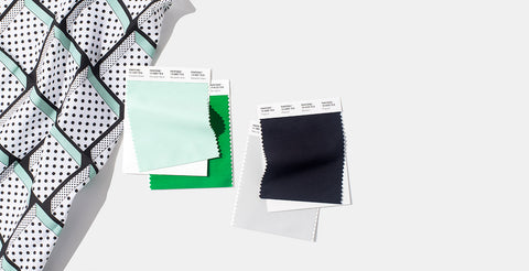 FASHION + HOME + INTERIORS - COTTON STANDARDS SWATCH CARDS - TCX
