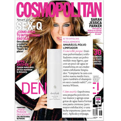 Evolue Luxury Beauty Cosmopolitan August 2015 Mexico