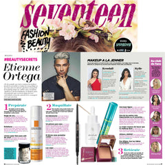 Seventeen features Ettienne Ortega with Evolue Exotic Oil