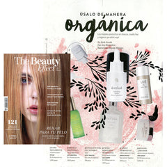 Evolue and Lue featured in The Beauty Effect MX