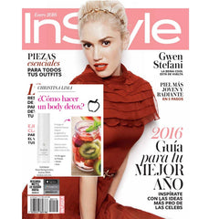 Evolue in Instyle January 2016 Christina Lima