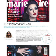 Evolue featured in Marie Claire Mexico 2015