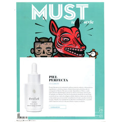 MUST September 2015 Reverse Time Serum for Perfect Skin