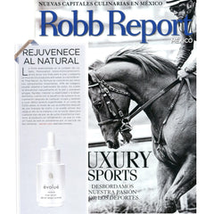 Evolue Reverse Time Serum Robb Report Luxury Feature