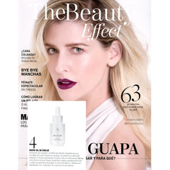 Evolue featured in The Beauty Effect by Eugenia Debayle Exotic Oil