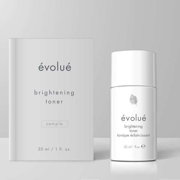 BRIGHTENING TONER sample 1 oz.