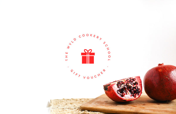 Wyld Cookery School Gift Card