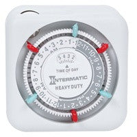 TN311-Heavy Duty Timer 24 Hour