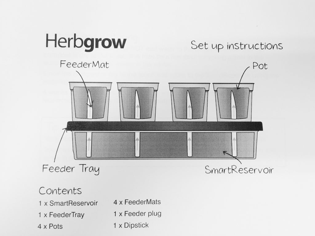 HerbGrow Complete System