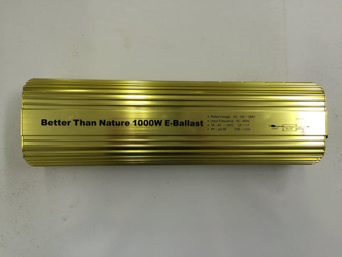 1000 watt Digital Ballast 120/240 HPS