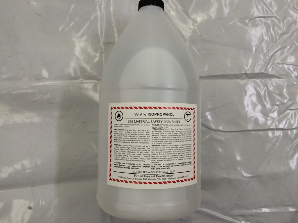 Isopropyl 99%-4L (1Gallon)